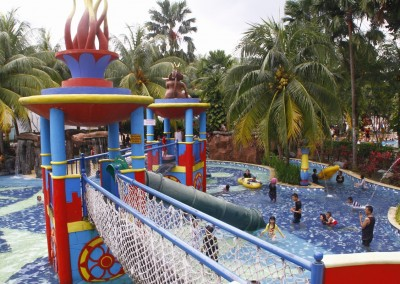 Monkey Island Kiddy Pool
